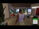Есть ли призрак в доме Майкла после его смерти! GTA 5