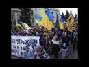 Марш защитников нации в Днепре 17 03 2018