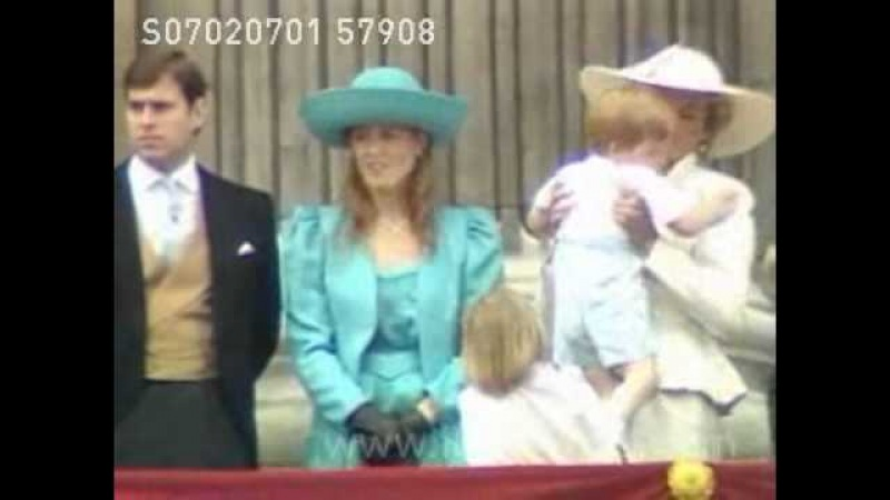 Trooping the Colour, 1987
