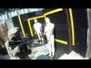 Helmet Cam Footage Of Kill House Close Quarters Combat Training At Fort Pickett, VA