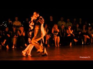 Lucila Cionci & Rodrigo 'joe' Corbata, 2-4, International Istanbul Tango Festival 2014