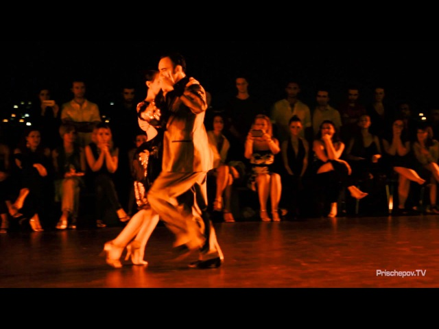 Lucila Cionci Rodrigo joe Corbata, 2-4, International Istanbul Tango Festival 2014