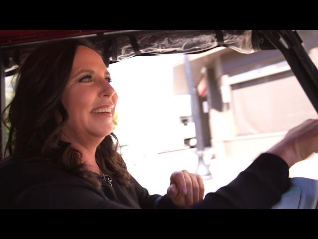 Тур по съёмочной площадке «Милых Обманщиц» с Марлен Кинг