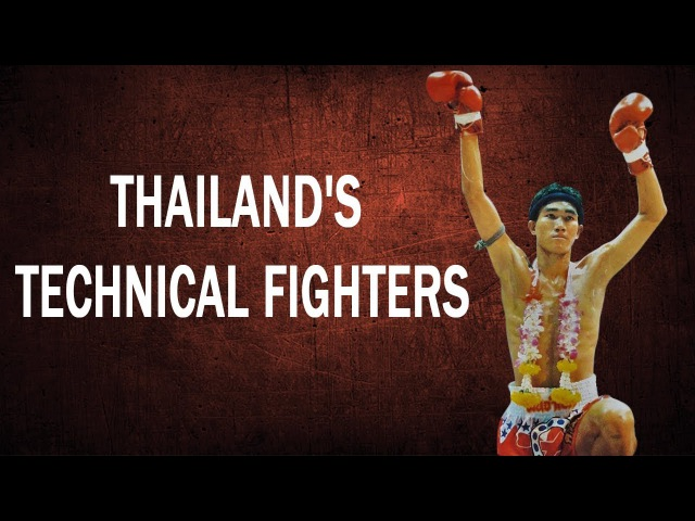 The Elite Technical Fighters of Thailand Vol 1