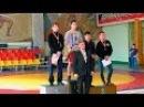Награждение. Чемпионат Чувашской Респ. по вольной борьбе среди мужчин и женщин. 19.03.2016.