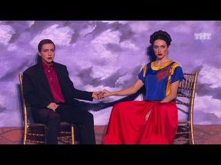 Танцы: Юля Косьмина и Дарья Салей (Chavela Vargas - La Llorona) (сезон 4, серия 15) из сериала Тан...