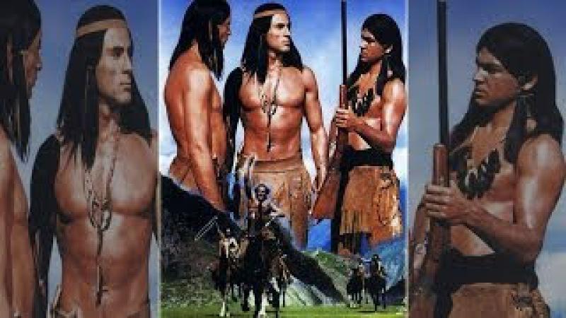 След Сокола. Г. Митич защищает земли индейцев от золотоискателей!