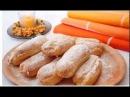 Эклеры со сливочным кремом Вкусный и питательный десерт родом из детства