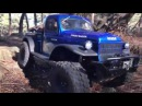 Vaterra Ascender K 5 Blazer Pro line 1946 Dodge Power Wagon First Run