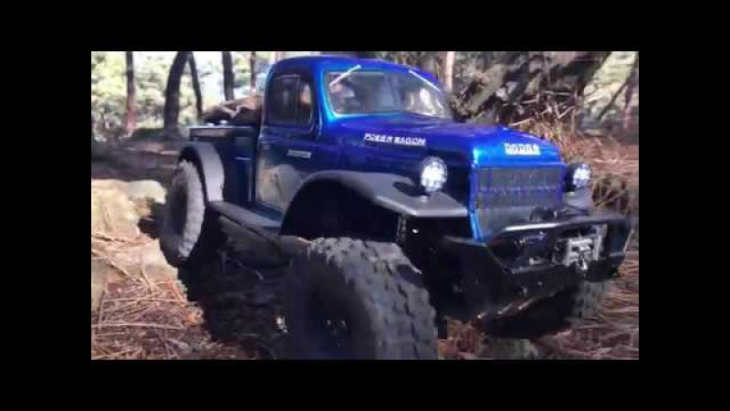 Vaterra Ascender K-5 Blazer | Pro-line 1946 Dodge Power Wagon | First Run