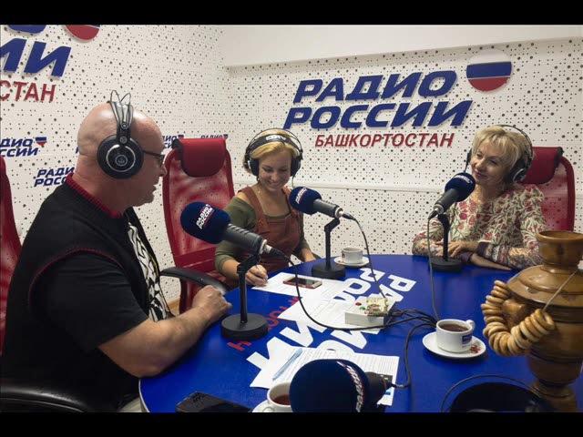 Самовар - 05.10.17 Гость - Вера Прыжанкова, зам.директора ГДК Уфы