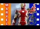 Фигурка Железный Человек Марк 43 1/4 | Avengers: Age of Ultron – 1/4 Iron Man Mark XLIII Hot Toys