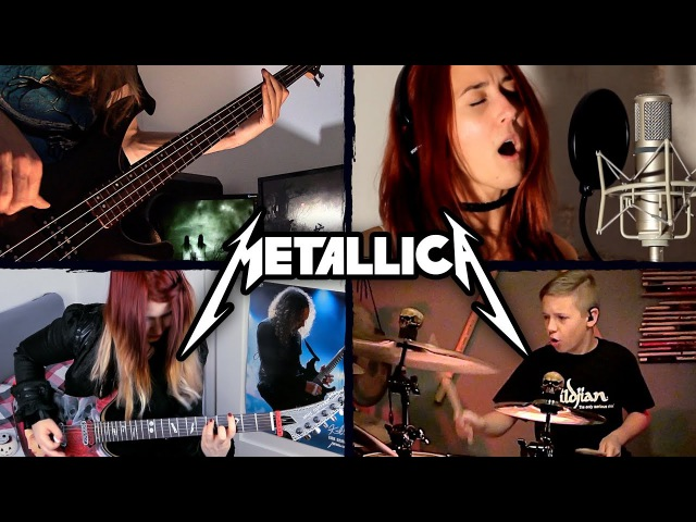 FOR WHOM THE BELL TOLLS Cover Avery Drummer Jassy J TheRocketQueen90 WhiteSlash