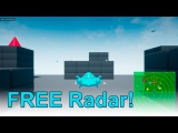 FREE Radar Blueprint for Unreal Engine 4