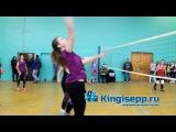 Сборная Кингисеппа по волейболу сильнее всех среди мужчин и женщин. KINGISEPP.RU