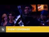 Fortnite Trailer Pipeline | Unreal Dev Day Montreal 2017