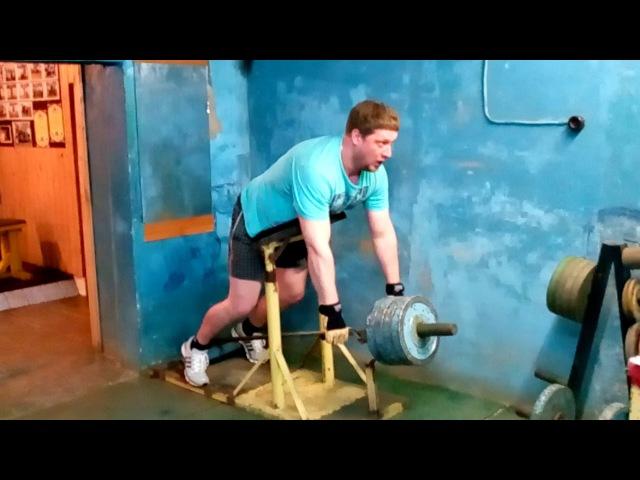 Тренировка - Шаров Иван - весло 80