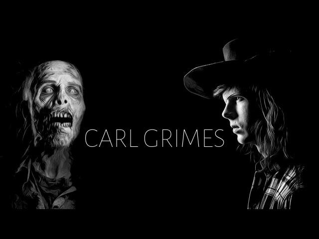 Carl Grimes ~ People help the people
