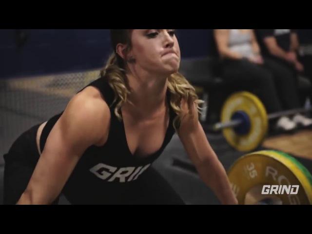 Mattie Rogers GRIND [CrossFit weightlifting]