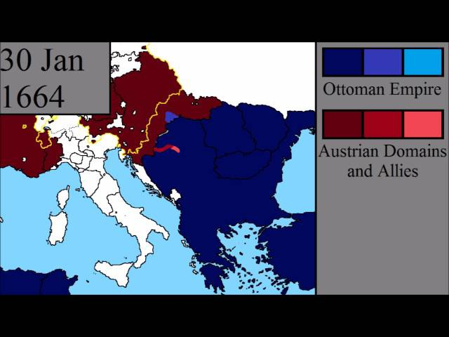 The Austro Turkish War of 1663 1664 Every Week