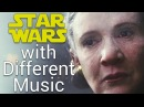 What if Star Wars had different music?
