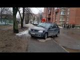 Гении парковки в Санкт-Петербурге