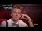 Go Behind the Scenes w Aaron Carter - Fuse Follows (Preview) - YouTube