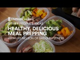 Healthy, Delicious Meal Prepping with Jef Nelson of Shogun Fitness