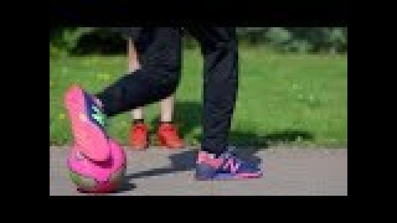 Learn Amazing Street Football Skill Turn - Feat Séan Garnier