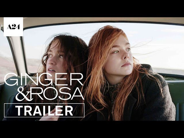 Ginger Rosa | Official Trailer HD | A24