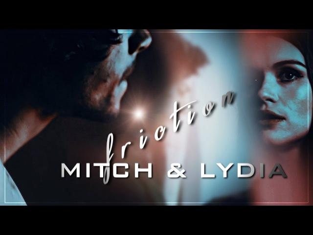 ❖ Mitch Lydia | f r i c t i o n. [American Assassin]