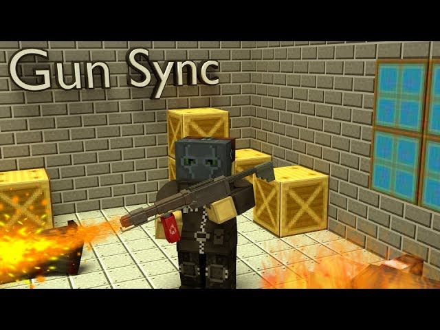 Блокада Gun Sync (Fitz The Tantrums – HandClap)