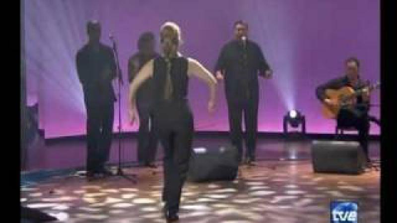 Baile Juana Avaya - Alegrias.wmv