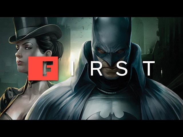 Бэтмен: Готэм в Газовом Свете | Отрывок