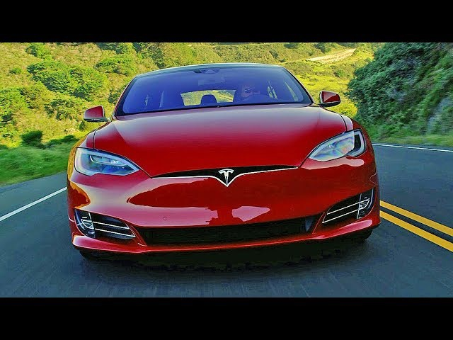 Tesla Model S (2018) Interior, Design and Driving [YOUCAR]