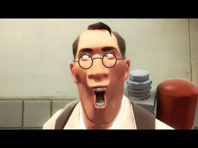 Medic's Surprise Buttsecks