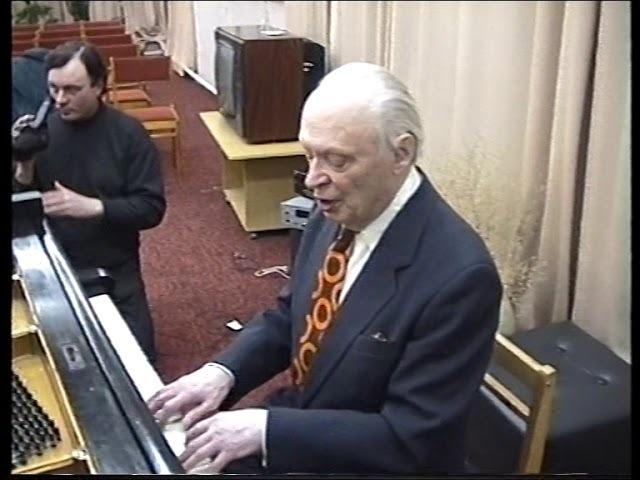 Георгий Лепский поёт Бригантину 18.03.1998