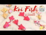 DIY Koi Fish with Red pockets