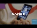 Видеообзор Nokia 8