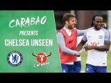 Cesc Fabregas Dancing & Victor Moses Gets Picked On | Chelsea Unseen / vk.com/chelsea