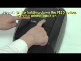 GoDEX RT700i Calibration Video
