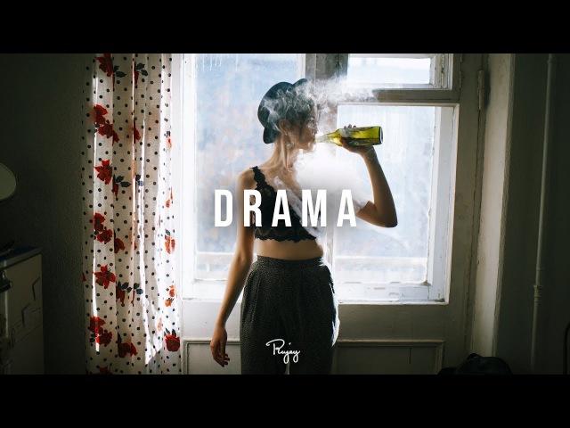 Drama - Angry Hard Rap Beat | Free New Dark Hip Hop Instrumental Music 2018 | Rae Instrumentals