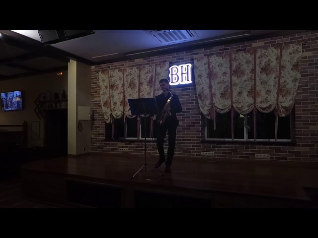 Gleb Tihomirov - Don't You Worry 'Bout A Thing (Stevie Wonder cover)