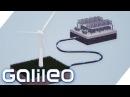 Die größte Batterie Deutschlands | Galileo | ProSieben