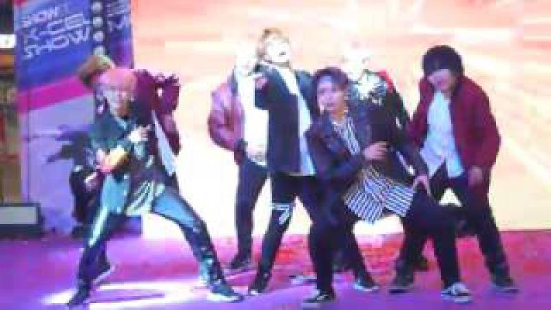 170325 BangEarn cover BTS - Not Today Lie Butterfly FIRE @ SHOW DC K-Pop Cover Dance (Final)