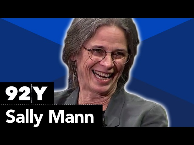 Sally Mann with Charlie Rose
