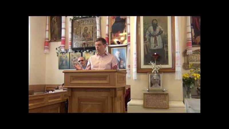 21 01 2018 №2- Послание апостола Павла к Коринфянам, гл.10.(1926) Барсуков В. В.