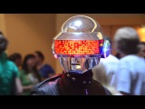 Daft Punk Thomas helmet in 4 months!