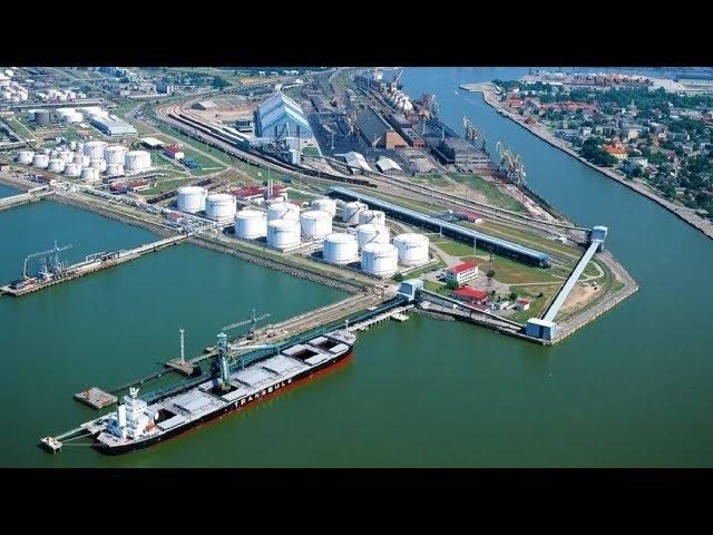 Таких убытков явно не ждали последствия в Рижском порту из-за разрыва с РФ...