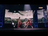 Dima Bonchinche и Уэйд Лайон (Танцы 4 сезон, 19 серия)